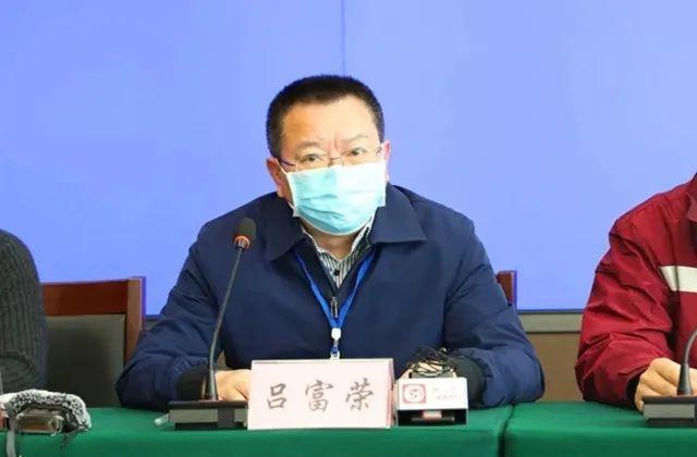 吕富荣:每个重症患者救治都是系统工程
